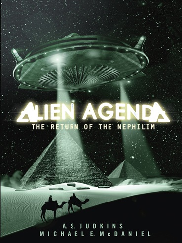 AlienAgenda-Web-page