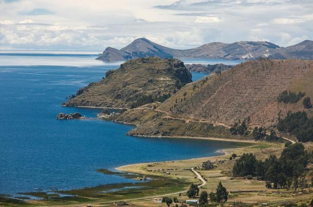 Titicaca-Lake-in-Bolivia